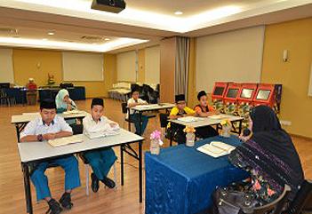 Qariah Kelantan bimbing pelajar Al-Irsyad