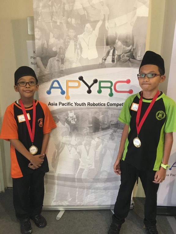 Asia-Pacific Youth Robotics Competition (Summer Games) 2016